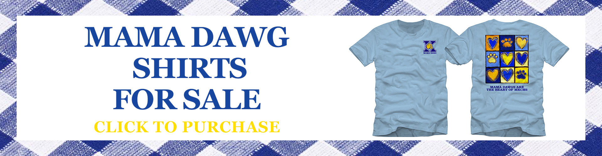 Tshirt Sale Website Banner